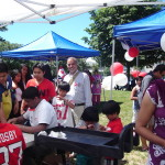 Canada Day Vancouver, Barj Dhahan, Sunset Community Centre