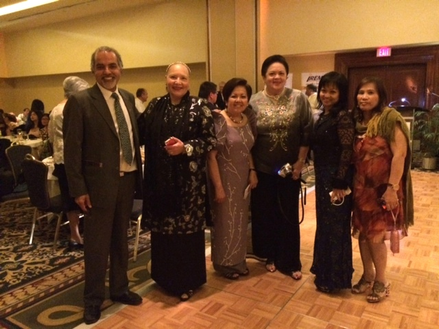 Philippines Independence Day 2014 gala Vancouver